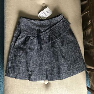 New With Tags Zara Girls Skirt Size 11-12